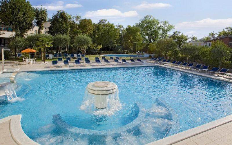HOTEL SAVOIA THERM� & SPA