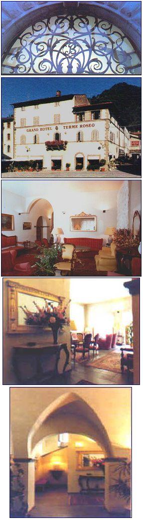Grand hotel terme roseo prenotazione albergo bagno di - Hotel terme bagno di romagna ...