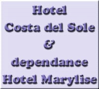 Hotel Costa del Sole &  Hotel Marylise